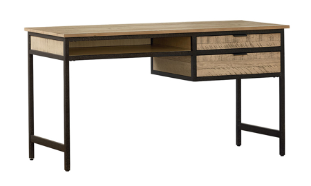 Magnolia Home Grid Rafter Brown Desk