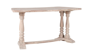 Magnolia Home Pinnacle Natural Curved Desk
