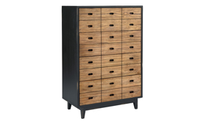 Magnolia Home Sidekick Brown 4-Drawer Chest