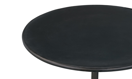 Magnolia Home Brasserie Black Metal Round Bistro Table