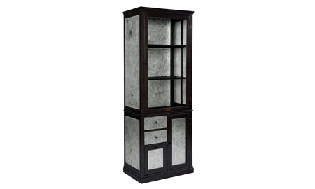 Magnolia Home Apothecary Zinc Metal Cabinet