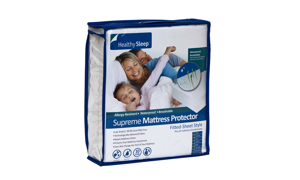 Healthy Sleep™ Supreme Mattress Protectors