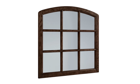 Magnolia Home Belgian Window Wall Mirror