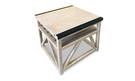 Point Loma Pebble End Table
