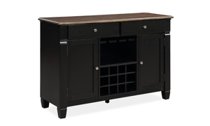 Homeplace Dark Oak and Black Server