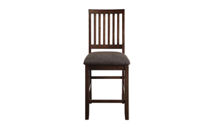 Yorktown Espresso Counter Height Dining Stool