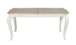 Lafayette French White Dining Table