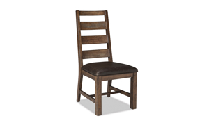Taos Canyon Brown Side Chair