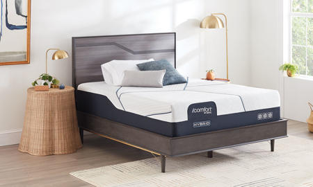"Serta iComfort® CF3000 Hybrid Medium 13"" Mattresses"