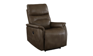Melissa Roman Chestnut Power Recliner
