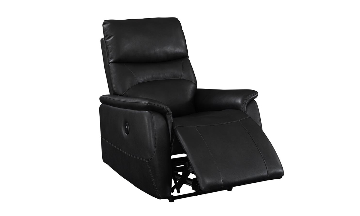 Picture of Melissa Roman Grey Power Recliner