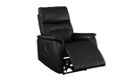 Melissa Roman Grey Power Recliner