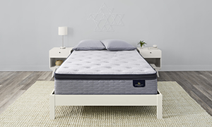 "Serta Perfect Sleeper® Hybrid Plush Pillowtop 14"" Mattresses"
