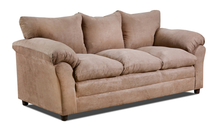Kelly Taupe Sofa