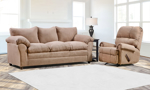 Kelly Taupe Recliner
