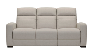 Jessica Jacobs Ferrara Hemp Dual Power Reclining Sofa