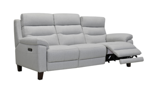 Jessica Jacobs Bergamo Stone Power Reclining Sofa