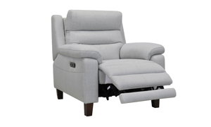Jessica Jacobs Bergamo Stone Power Recliner