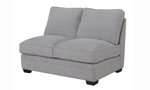 Analiese Grey 3-Piece Chaise Sectional