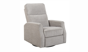 Tabor Wheat Swivel Glider Recliner