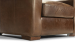 Rocky Mountain Leather Primo Native Chair