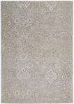 Picture of Damask DAS06 Light Grey Area Rugs