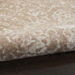 Picture of Damask DAS06 Beige Ivory Area Rugs