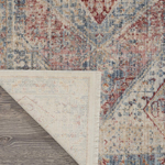 Picture of Homestead HMS03 Blue & Grey Area Rugs