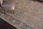 Picture of Aldora ALD07 Pewter Area Rugs