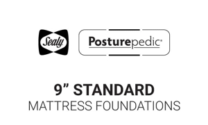 "Sealy 9"" Standard Foundations"