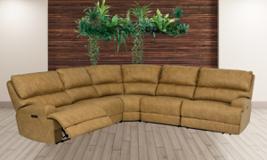 Floyd Wheat Power Reclining Sectional