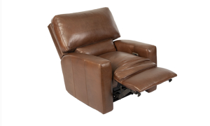 Rocky Mountain Leather Primo Native Power Recliner