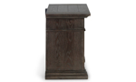 Antique looking brown nighstand from Design Works