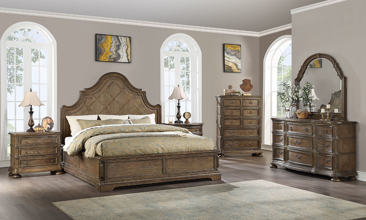 Queen and King Bedroom Sets – Big Sky Brown  The Dump Furniture