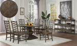Big Sky dining collection from Home Insights Furniture.