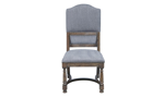 Big Sky Brown dining chair from Home Insights Furniture is made of white oak solids.