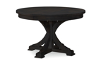 Rachael Ray Everyday Peppercorn Oval 5-Piece Dining Set - Round Table