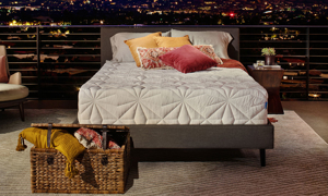 """King Koil iBed Kelby 10"""" Firm Mattresses"""
