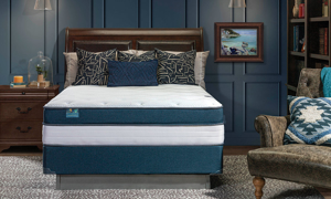 The Key West mattress from Hemingway was made in America.