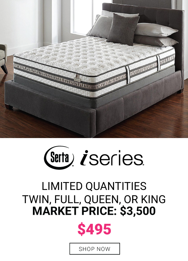 SERTA GOLD 14 FIRM INNERSPRING MATTRESSES
