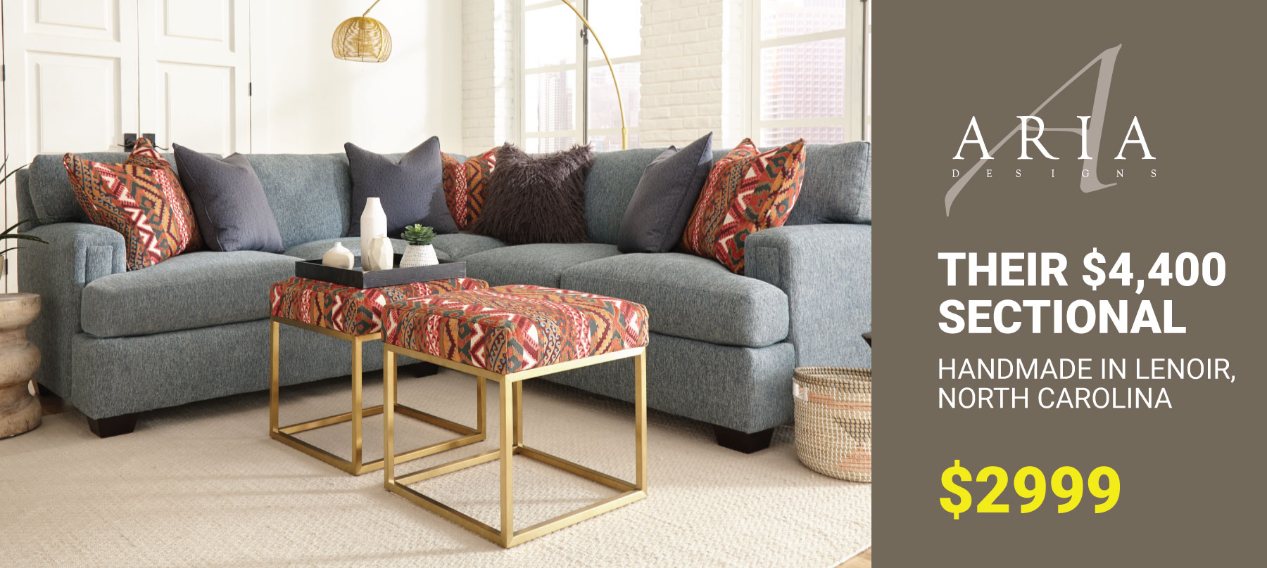 Aria - Their 4400 SECTIONAL