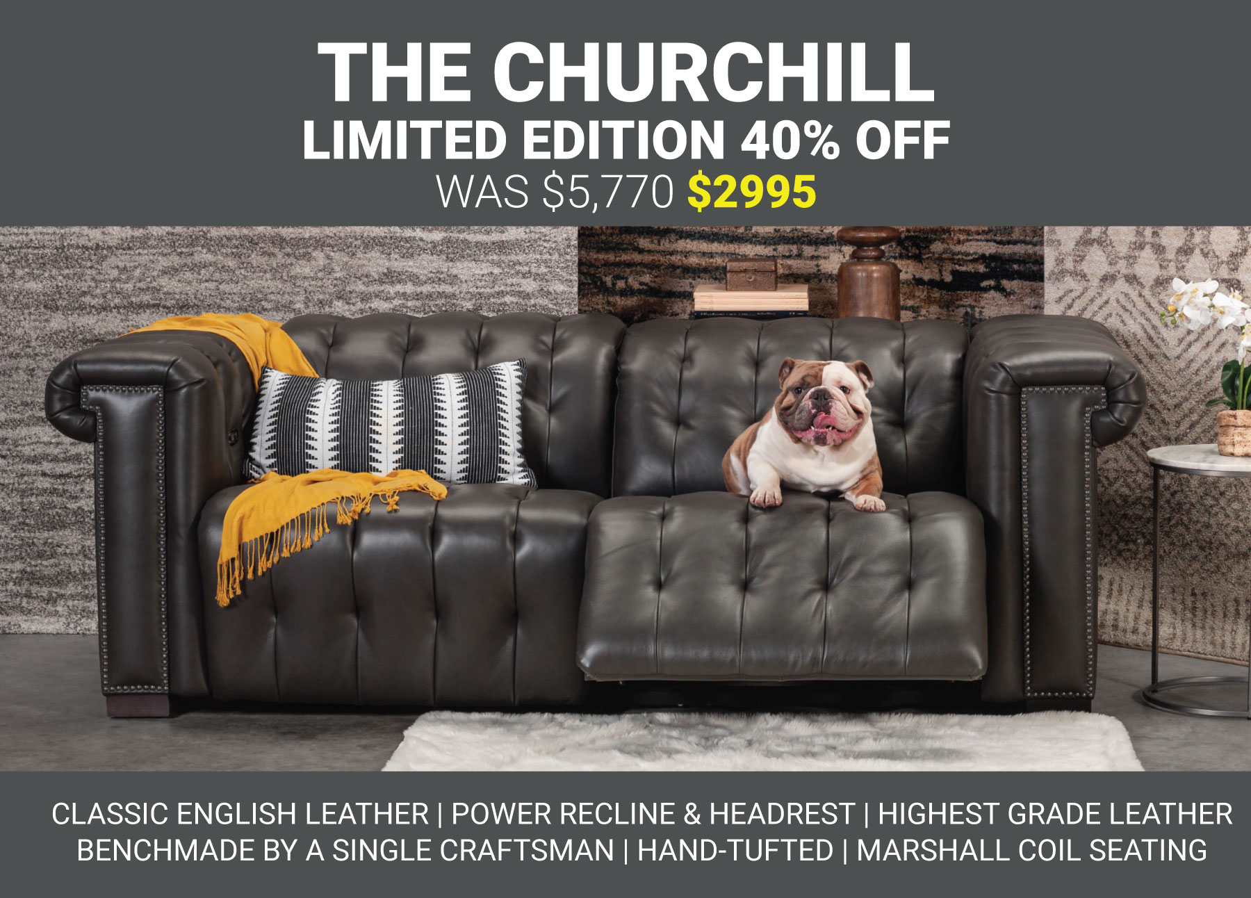 the churchill