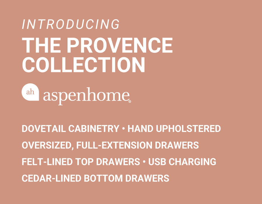 Introducing the Provence Collection