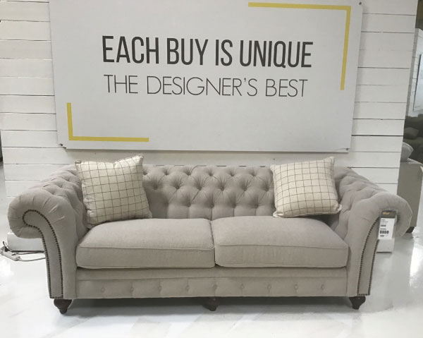 Nice Link Chesterfield Sofa