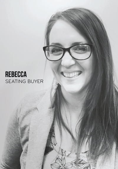 Rebecca, Seating Buyer