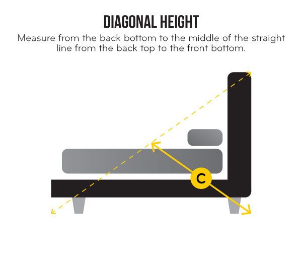 Diagonal Height