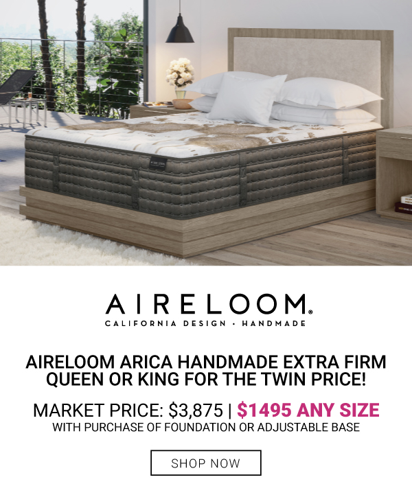 Aireloom Arica Mattress $1495