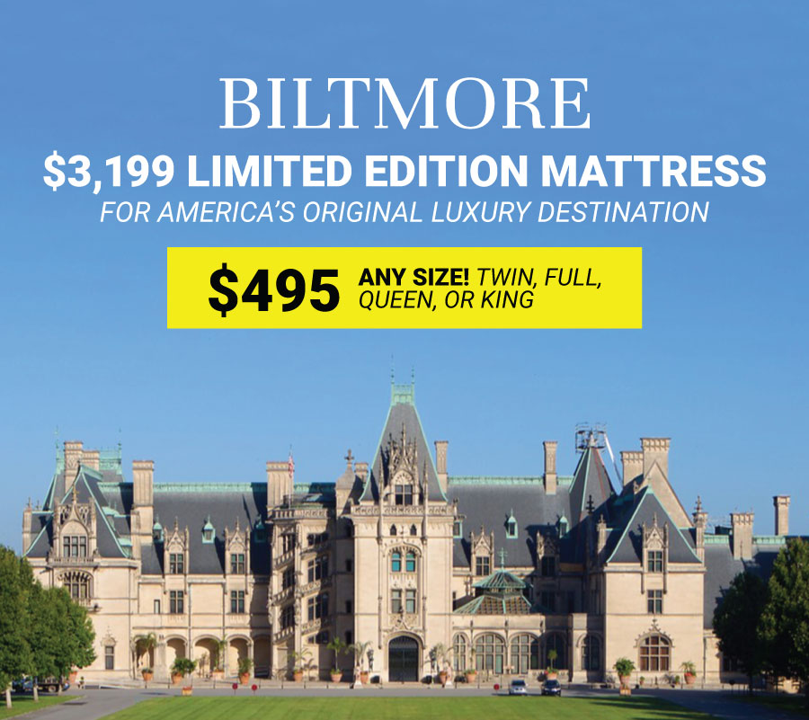 Biltmore Limited Edition Mattresses