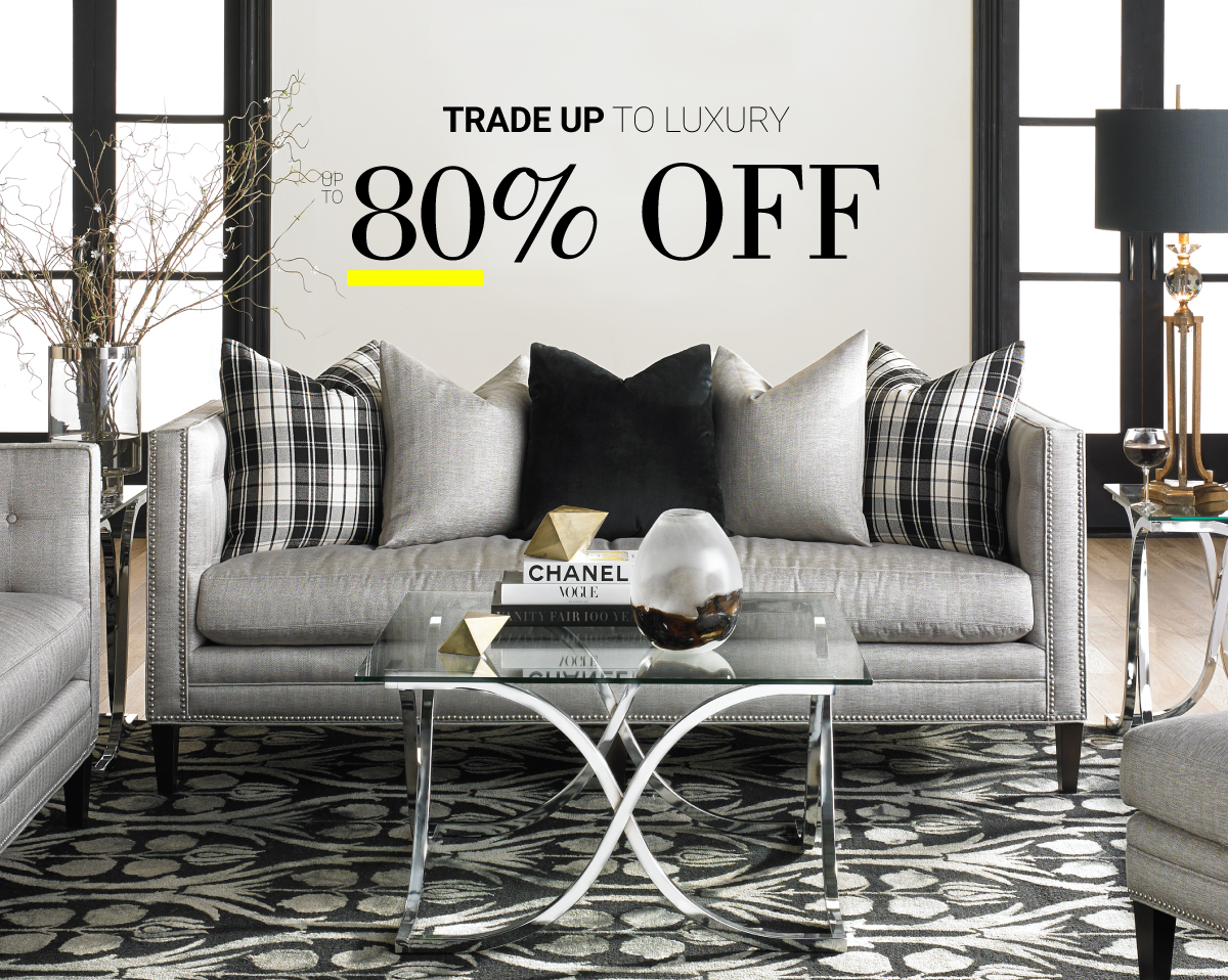 Trade Up To Luxury 80% Off