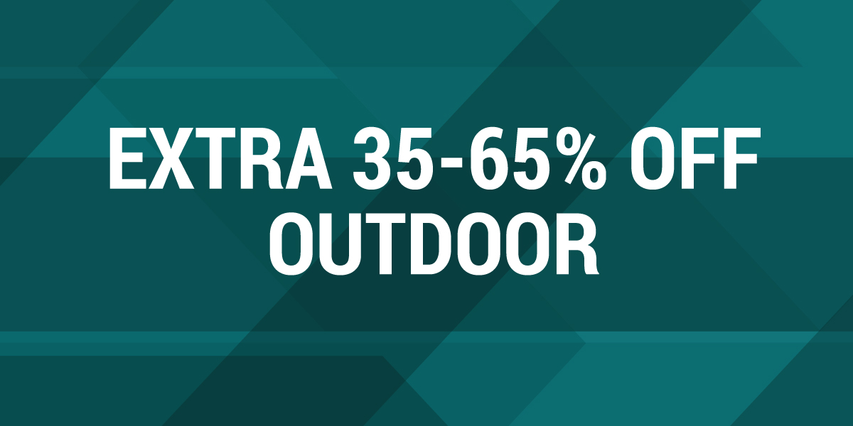 Extra 35-65% Outdoor